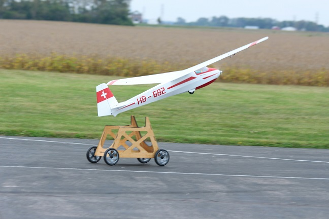 wheeled launch