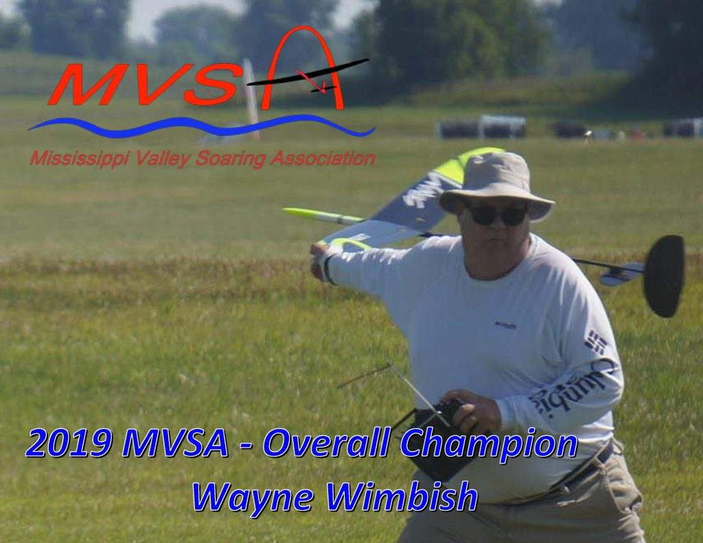 2019 MVSA Overall 1st Place Year End Award
